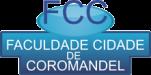 FCC – Faculdade Cidade de Coromandel Logotipo